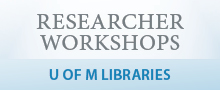 Researcher Workshops