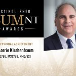 Lorrie Kirshenbaum: 2018 Distinguished Alumni Award Recipient for Professional Achievement