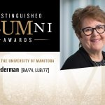 Jan Lederman: 2018 Distinguished Alumni Award Recipient for Service to the University of Manitoba