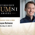 Shayne Reitmeier: 2018 Distinguished Alumni Award Recipient for Outstanding Young Alumni