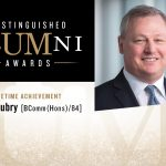 Paul Soubry: 2018 Distinguished Alumni Award Recipient for Lifetime Achievement